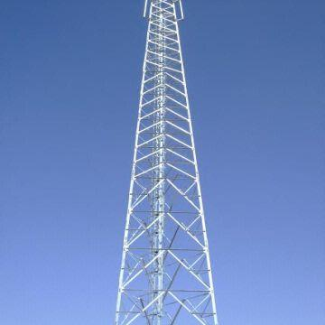 Telecommunication Tower Steel Tower Telecom Tower