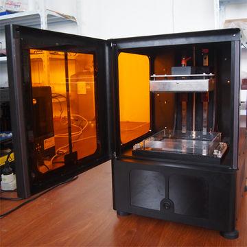 BIG SIZE resin 3d printer,build size 160*110*200mm, liquid