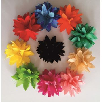 Fabric flowers we are leading manufacturer in fabric flowers fabric flowers india fabric flowers mightylinksfo