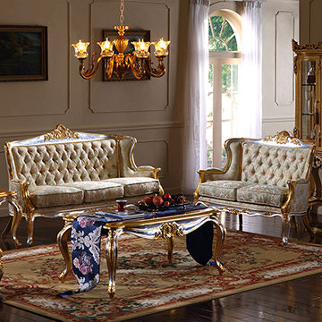 Luxury fabric living room furniture sofa set with best price ...