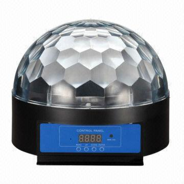 Magic Led Disco Ball Light With Dmx512 Function 6 Channels