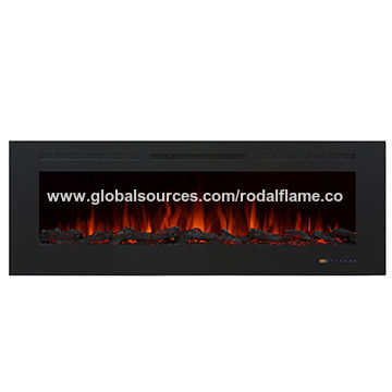 60 Inch Wall Mount Fireplace Led Fire Flame Fireplace Global Sources