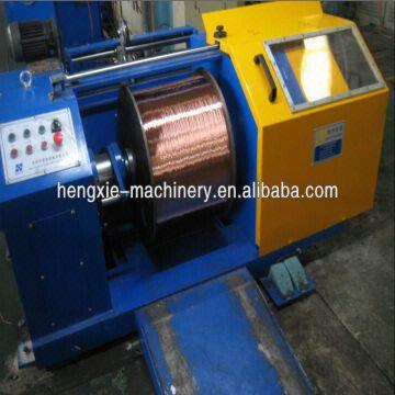 HXE-17DST High speed Copper wire drawing machine with annealing ...