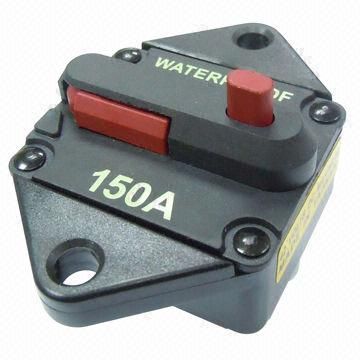 Taiwan IP67 50 to 120A Circuit Breaker, Surface/Panel Mount