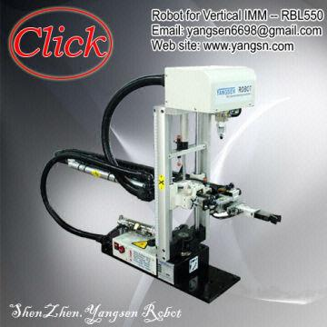 Robot Arm for Vertical Injection Mold Machine | Global Sources