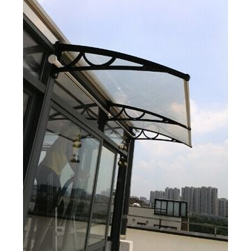 China Door canopy PC awning vordach polycarbonate sheet canopy polycabonate hollow sheet DIY Awning  sc 1 st  Global Sources & Door canopy PC awning vordach polycarbonate sheet canopy ...
