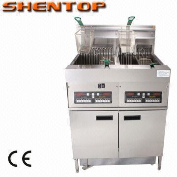 donut fryer,deep fryer,electric fryer,potato chips fryer machine ...