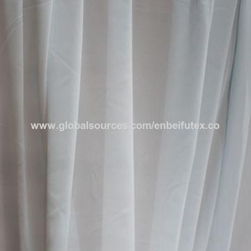 China 100D polyester chiffon fabric