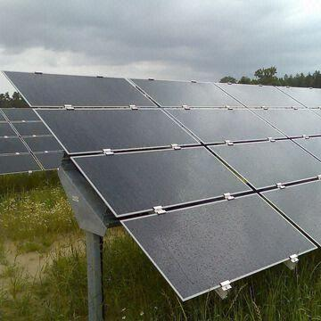 Easy to Install Solar Panel/Ground Mounting with Safe, Good