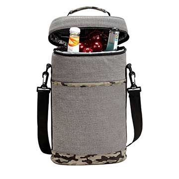 China New Design Insulated Wine Cooler Bag