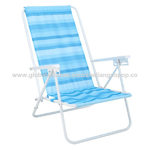 China 7 Position Folding Beach Chair