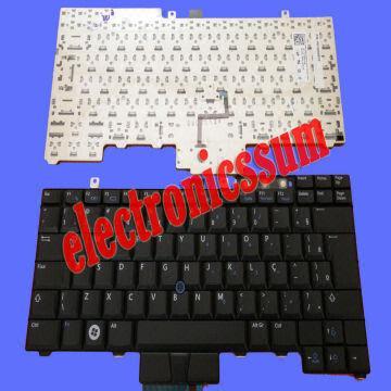 Laptop Keyboard Clavier Teclado Dell Latitude E6400 E6410 E6500 E6510 Precision M2400 M4400 M4500 Global Sources