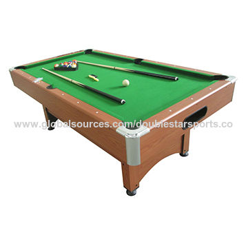China Online Ping Hot Style Toy Mdf United Billiards Pool Table