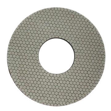 China Vitrified bonded diamond grinding wheel for optical glass sapphire wafer