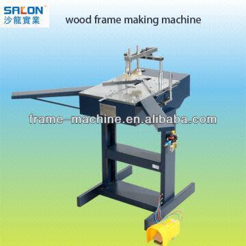 Jiangmen Salon Pneumatic Wood Frame Making Machine | Global Sources