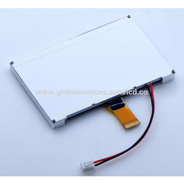"China Custom 3.5"" graphic LCD module for electronic scale"