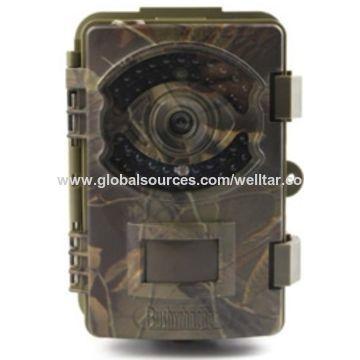 China Wildlife Camera Trail Hunting Game 16MP 1080P Full HD Video Scouting Surveillance IP66 Waterproof
