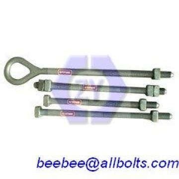 eye bolt foundation bolt J bolt L bolt anchor bolt square