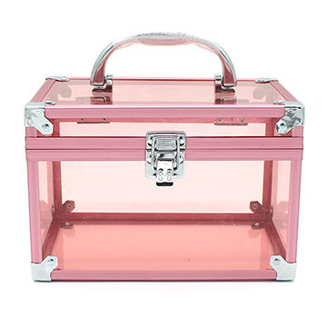 Clear Makeup Cosmetic Acrylic Box Case