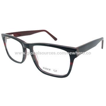 148dad38149 China Fashion design acetate optical frame wholesale stock eyeglasses  women s eyewear factory supplier ...