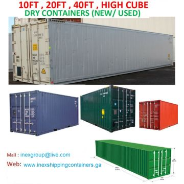 Shipping Container Prices >> Storage And Shipping Containers At Low Delivered Prices Global Sources