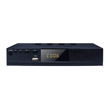China DVB-S2 Receiver, CA Wi-Fi LAN, 2USB, Sunplus 1506C/Y-chip
