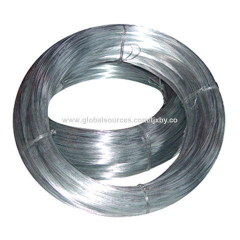 China Galvanized Steel Wire for Wire Mesh and Nails, Fencing and Tie ...