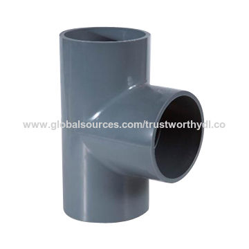 China PVC/PPR pipe fittings from Dalian Wholesaler