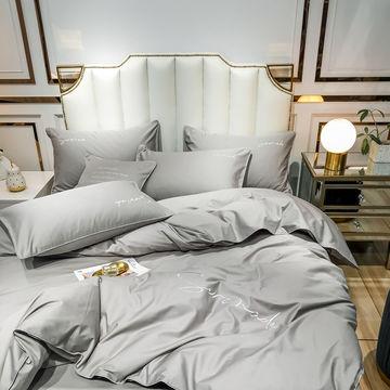 Cotton Bed Sheet Set Microfiber Fabric, 100 Cotton Queen Bed Sheet Set