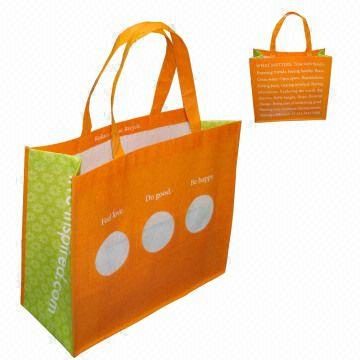 China Pp Bag Ping Disposable Nonwoven Gift