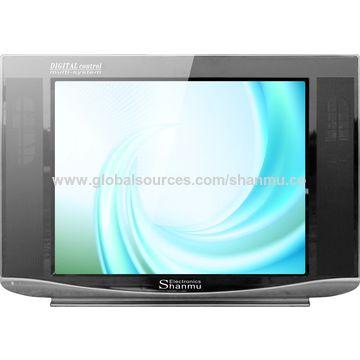 "China 21-inch pure flat TV, 21"" normal flat TV, 14-inch CRT TV, 17 INCH CRT TV"