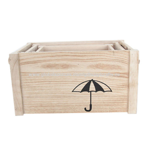China Wooden storage boxes from Qingdao Manufacturer ...