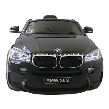 China Bmw Licensed Ride On Car Kids Electric Ride On Car 6v Battery