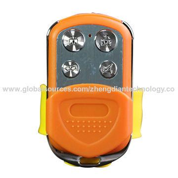 China Universal 433MHz RF remote control duplicator car remote code