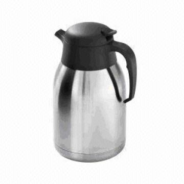China Stainless Steel Coffee Pot Thermos Flask With 500ml 750ml 1000ml 1500ml