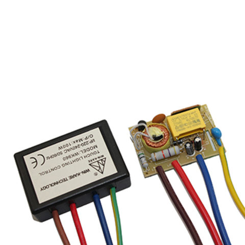 China Touch Lighting Control Switch From Shenzhen Trading