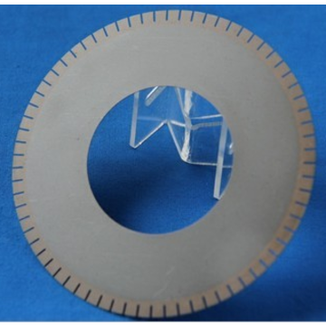 China Resin Bonded Integral Type Cutting Wheel, Very Thin and High Precision
