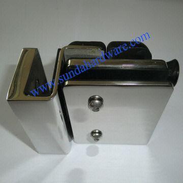 ... China Semi Frameless Glass Fencing Gate Latch/magnetic Gate Latch/pool Fence  Gate Latch