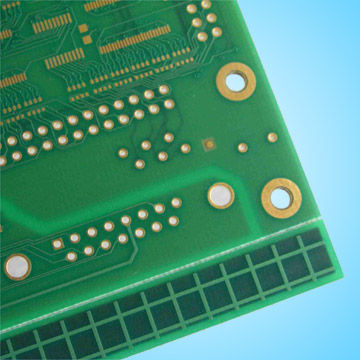 PCB with Probimer 77 MA Matt Solder Mask, IPC-A-600H and