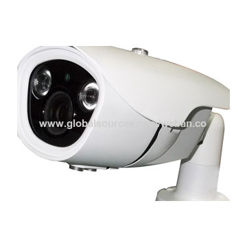 720p IP Bullet Camera, Compatible with Hikvision and Dahua NVR and