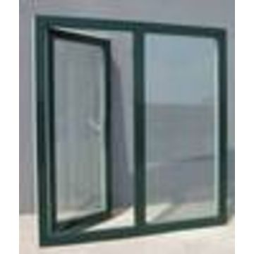 China Thermal break aluminum windows from Qingdao Wholesaler