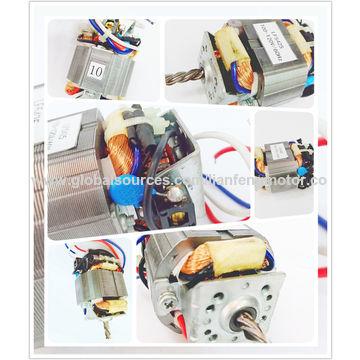 China Low noisy universal motor 50W/100V AC motor from Dongguan