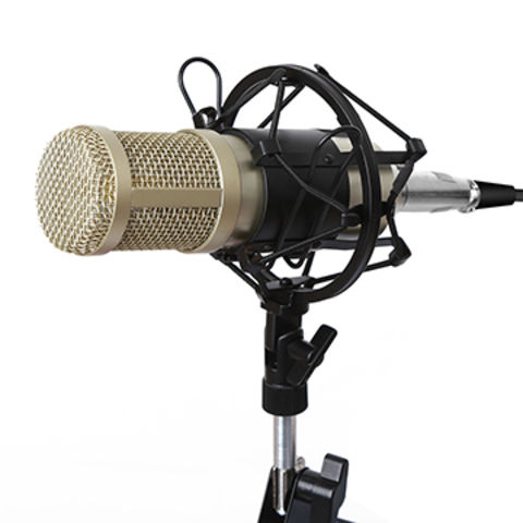 ... China BM-800 Newest design singing microphone condenser