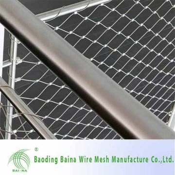 Stainless Steel Cable Netting