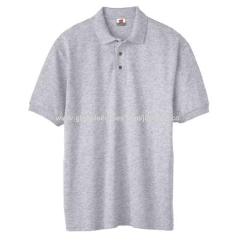 eb87e1cb8 China Men's Short-sleeved Polo Shirts, Made of 100% Cotton, 220gsm Pique
