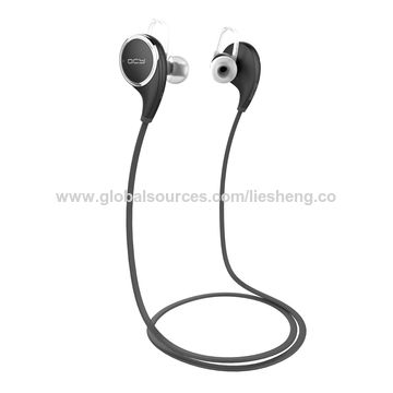 China QCY QY8 mini Bluetooth 4.1 headphones wireless headset with microphone APT-X
