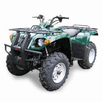 4 stroke 400cc atv with 1 240mm wheel base 14l fuel capacity and