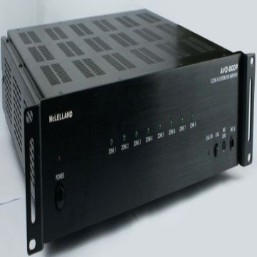 8 Zone Multi-Sourse Distribution Amplifier | Global Sources