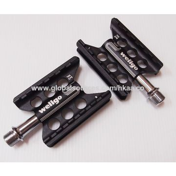 Hong Kong SAR Mountain bicycle pedals with titanium chipless, CNC machining TS:ISO 16949 manufacturer