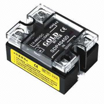 DC SSR Solid-state Relay, 47 or 63Hz Frequency Range   Global Sources